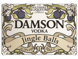 Jingle Balls Label