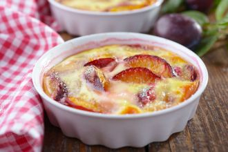 Damson Pudding